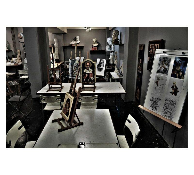 Εργαστήρι «Εν Τεχνών»